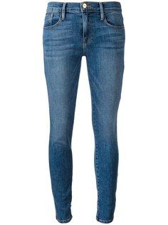 прямые джинсы Frame Denim