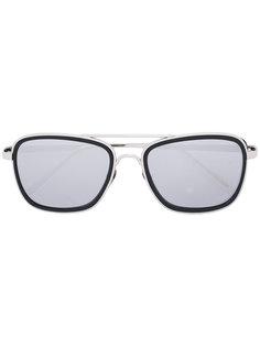 солнцезащитные очки в квадратной оправе Linda Farrow