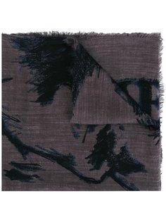 шарф с бахромой Diesel