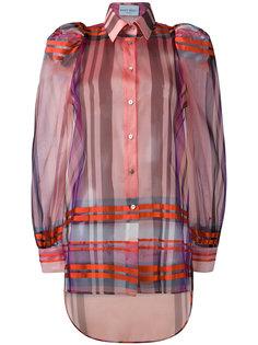 клетчатая рубашка Daizy Shely