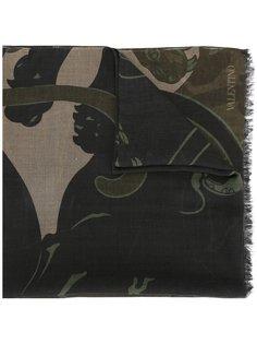 платок Valentino Garavani с принтом Valentino
