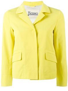 пиджак на пуговицах Herno