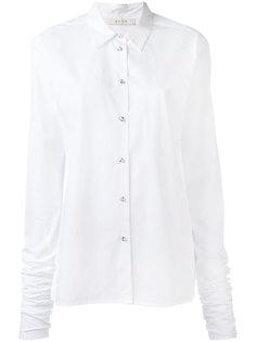 рубашка с удлиненными рукавами Alyx