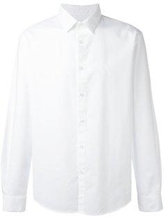 классическая рубашка Sunspel