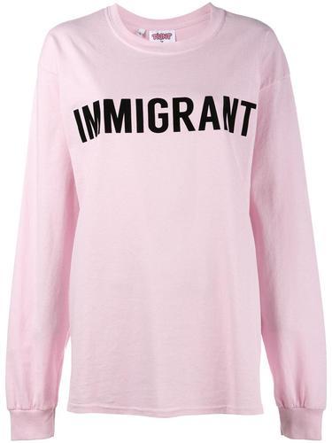 футболка Immigrant  Ashish