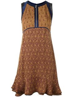 платье с орнаментом 3.1 Phillip Lim