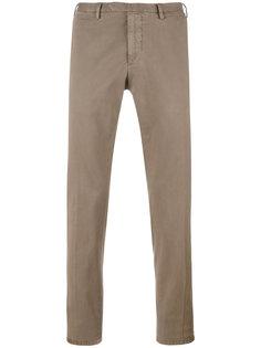 брюки прямого кроя Biagio Santaniello