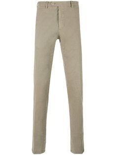 брюки прямого кроя в стиле casual Biagio Santaniello
