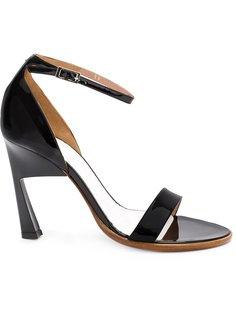 босоножки на каблуке геометрической формы Maison Margiela