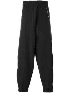 спортивные брюки свободного кроя Moohong