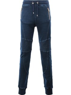 спортивные брюки Biker Balmain