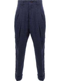 брюки с завышенной посадкой Haider Ackermann