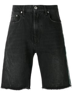 джинсовые шорты MSGM