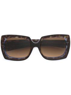 солнцезащитные очки в квадратной оправе Oliver Goldsmith