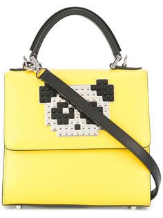 сумка-тоут с заплаткой в виде панды Les Petits Joueurs