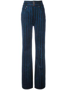 широкие брюки Star Marc Jacobs