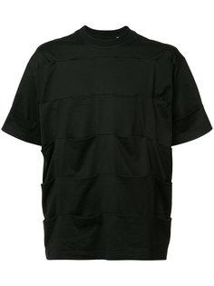 футболка с карманами Private Stock