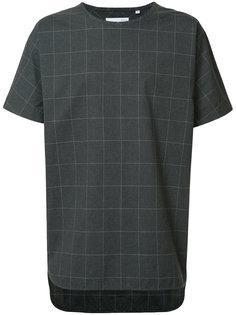 футболка в клетку Private Stock