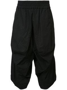 укороченные брюки Private Stock
