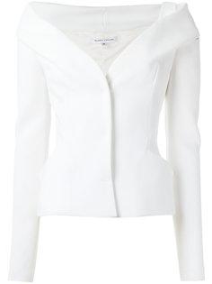 asymmetric blazer Gloria Coelho