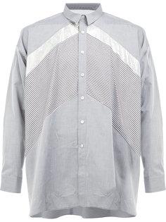 рубашка с панельным дизайном  08Sircus
