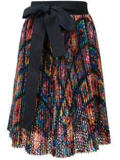 юбка на ленте Sacai