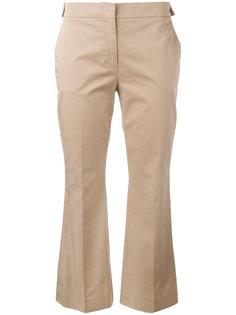 брюки с боковыми пуговицами Nº21