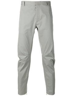 байкерские брюки-чинос Lanvin