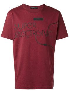 футболка Super Electronic Super Légère