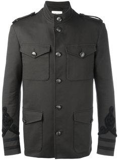 куртка с вышивкой в стиле милитари Ports 1961