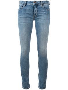 укороченные джинсы кроя скинни  Off-White
