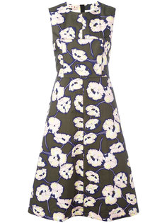 платье Whisper А-образного силуэта Marni