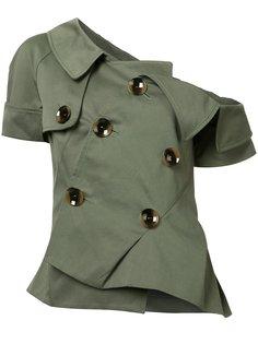 асимметричное платье Monse