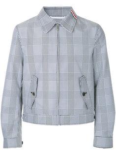 куртка на молнии Thom Browne