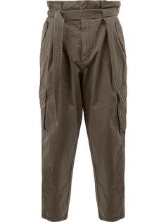 свободные брюки  Juun.J