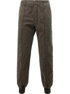 брюки с эластичными манжетами  Juun.J