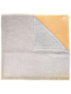 двухцветный шарф Faliero Sarti