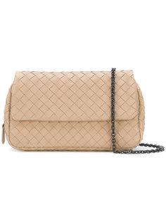 сумка через плечо с цепочной лямкой Bottega Veneta