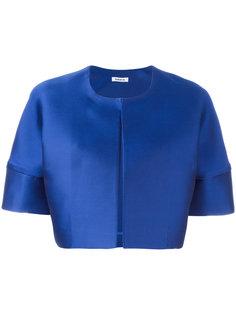 укороченный пиджак Pica P.A.R.O.S.H.