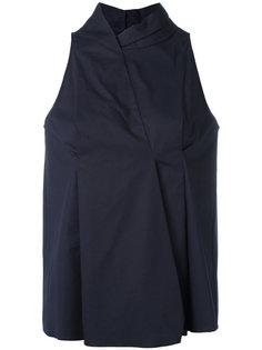 блузка без рукавов Jil Sander Navy