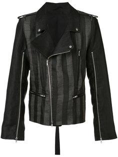 байкерская куртка Crawford Ann Demeulemeester