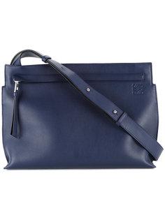 сумка через плечо на молнии Loewe