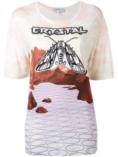 футболка Crystal  Carven