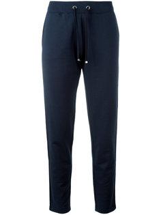 флисовые спортивные брюки Moncler