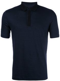классическая футболка-поло Giorgio Armani