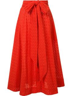 юбка с бантом Lisa Marie Fernandez
