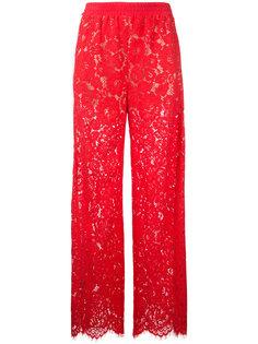 кружевные брюки Goen.J