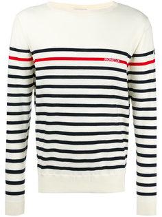 свитер в полоску  Moncler