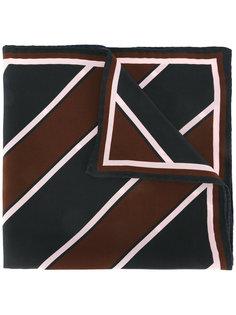 карманный платок в полоску Ami Alexandre Mattiussi