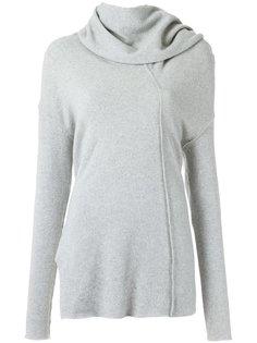 panelled sweater Uma | Raquel Davidowicz